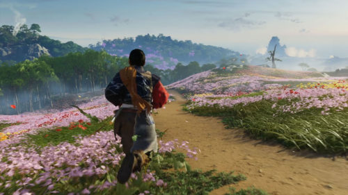 Ghost of Tsushima's Iki Island imagines a more manageable open-world game