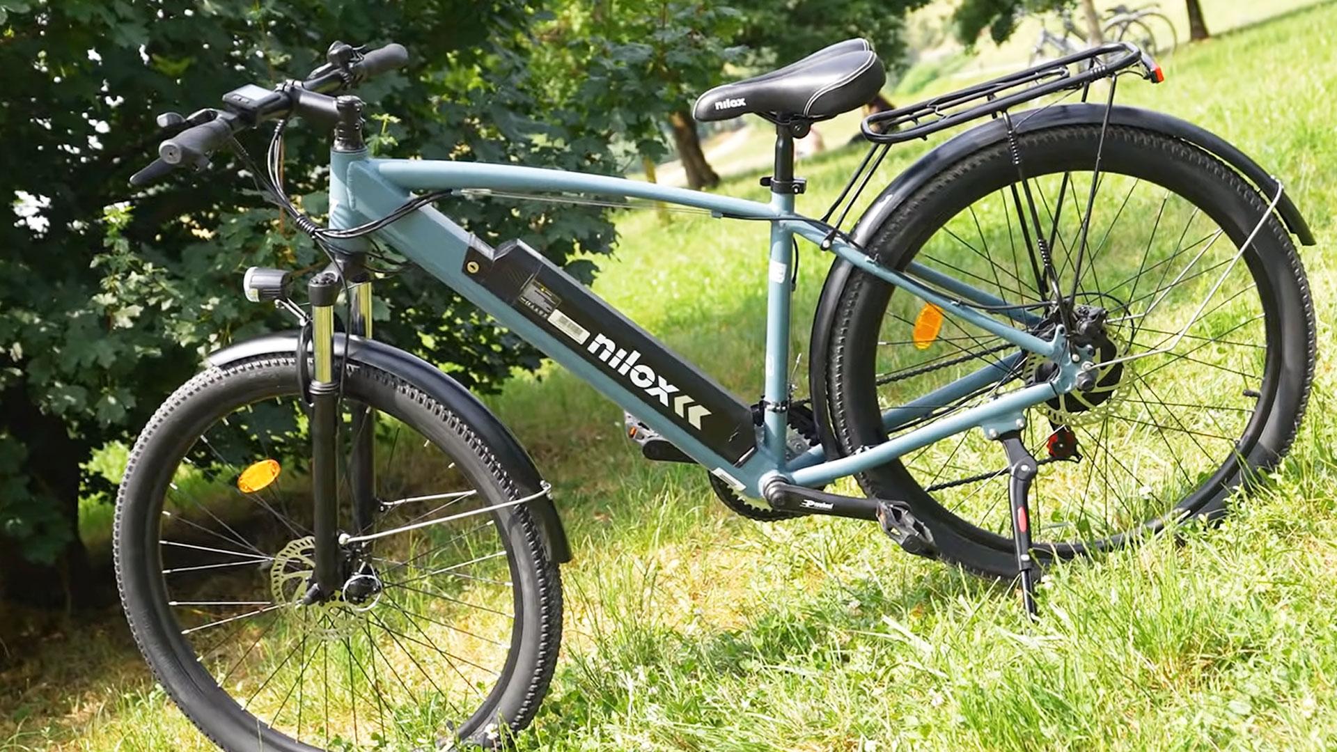 Nilox X7 Electric Mountain Bike