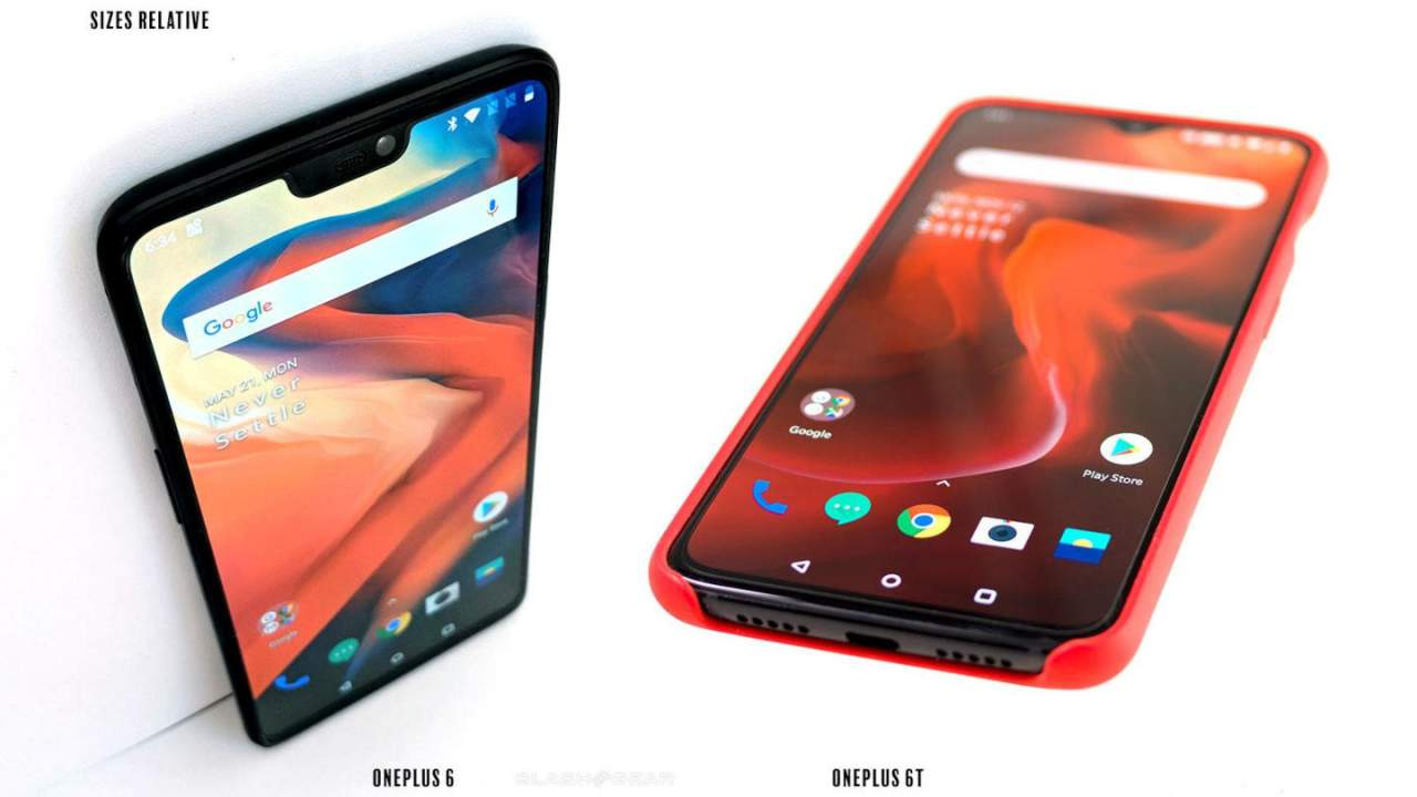 OnePlus 6 and 6T