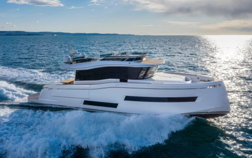 Countdown to Cannes Yachting Festival 2021: Pardo Endurance 60