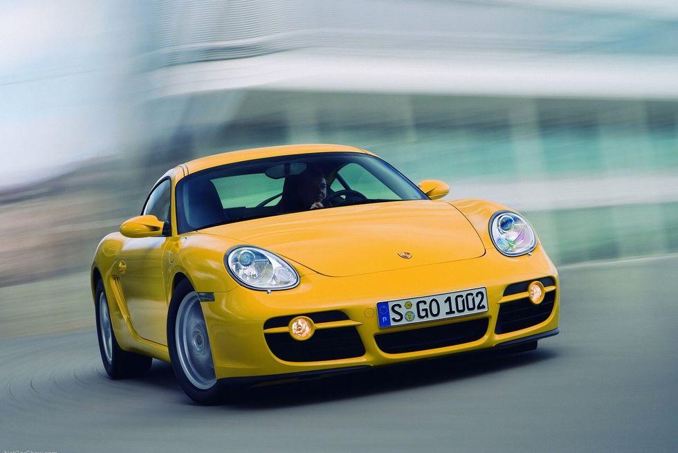 Porsche Cayman (2005)
