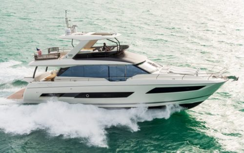 Countdown to Cannes Yachting Festival 2021: Prestige 690