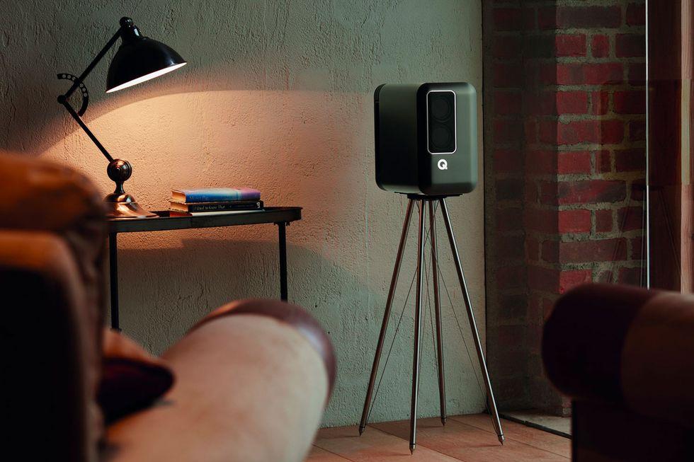 Q Acoustics active speaker