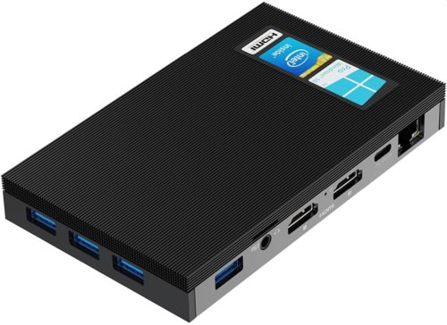 MeLE Quieter 2D: A new and ultra-compact mini-PC launches with an M.2 2280 SSD and an Intel Celeron N4020