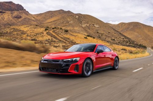 2022 Audi e-tron GT and RS GT Make Us Forget They're EVs