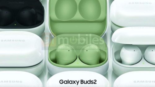 Galaxy Buds 2: Spec sheet, product slides and hands-on photos leak of Samsung's next premium TWS earbuds
