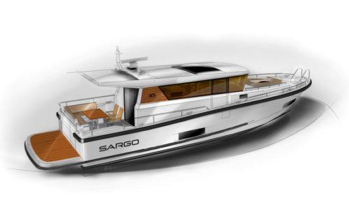 Sargo 45 first look: Flagship wheelhouse cruiser set to expand the range