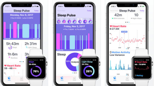 The best sleep tracking apps to download for your Apple Watch
