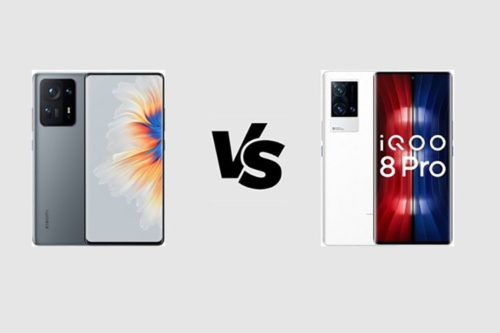Xiaomi Mi Mix 4 vs iQOO 8 Pro: Specs Comparison