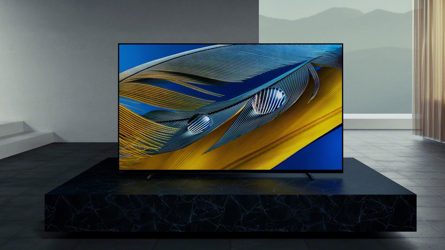 Sony XR-65A80J OLED Ultra HDTV
