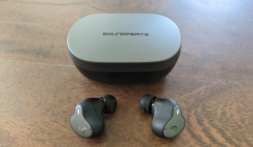 SoundPEATS H1 TWS Earbuds Hands-on