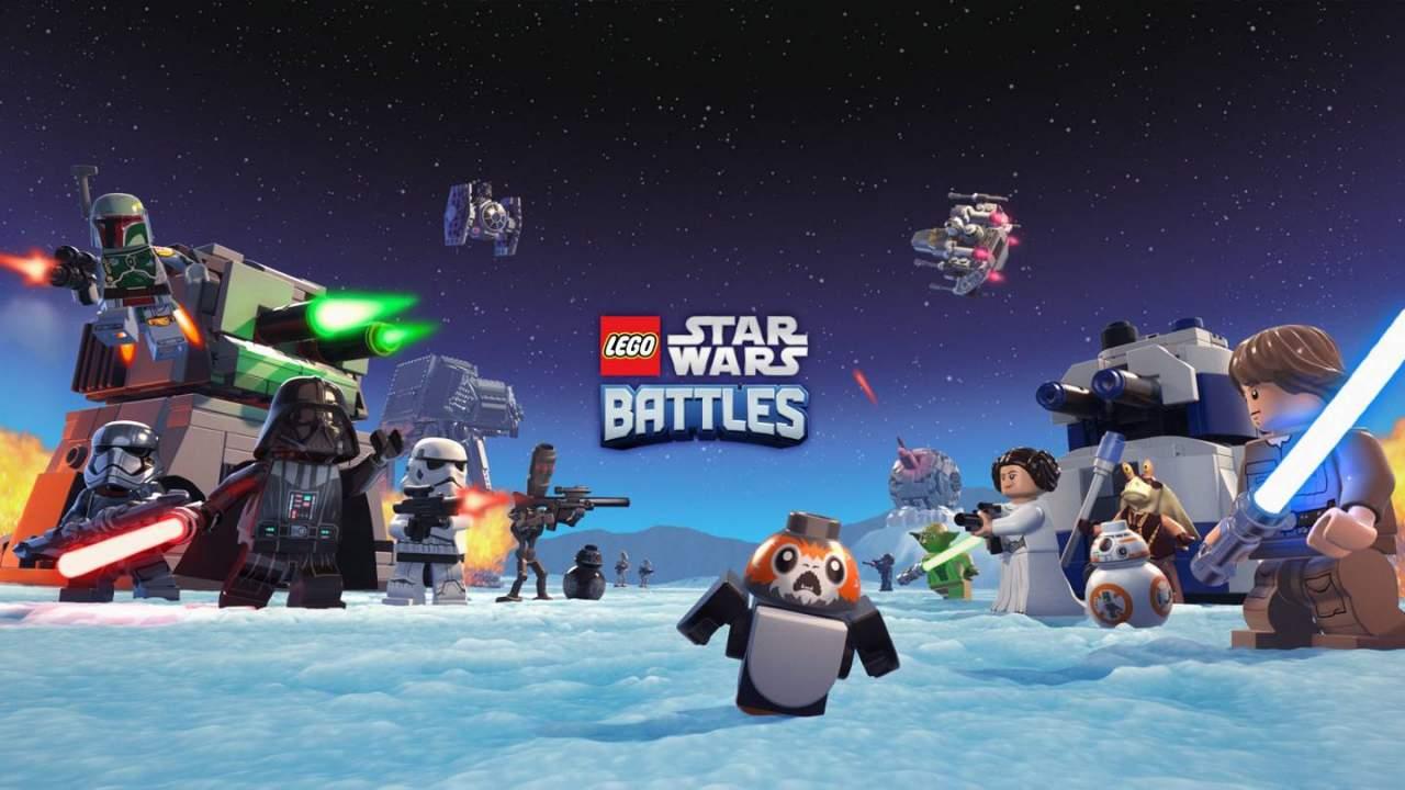 LEGO Star Wars Battles game