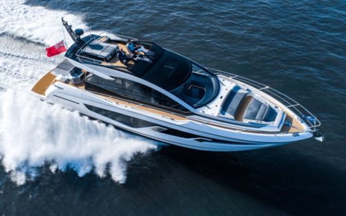 Sunseeker 65 Sport Yacht tour: Is this the coolest helm station ever?