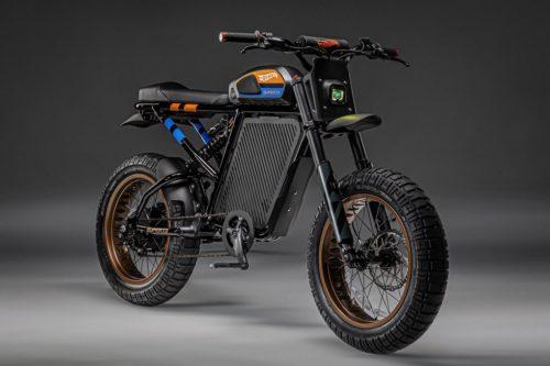 Hot Wheels x Super73 Unveil E-Bike Collaboration