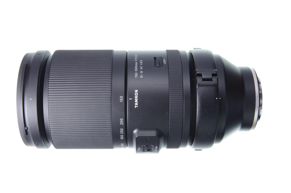 Tamron 150-500mm f/5-6.7 Di III VC VXD (A057) Lens