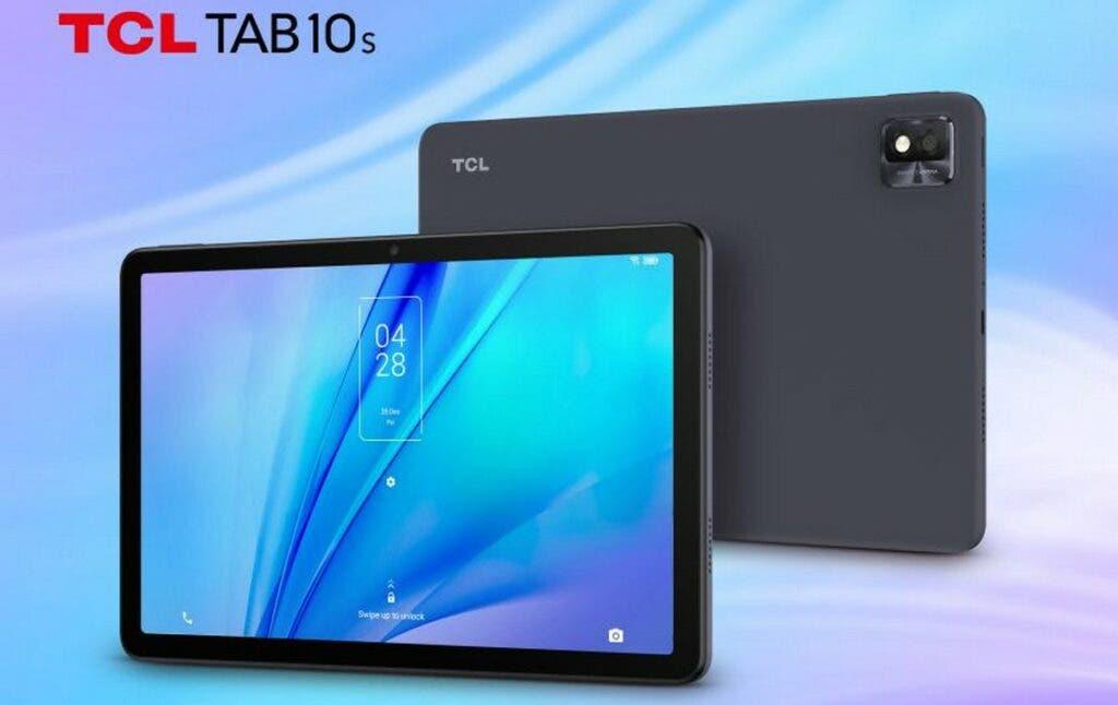 TCL Tab 10s
