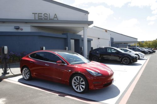 NHTSA Investigating Tesla Autopilot–Related Crashes with Emergency Vehicles
