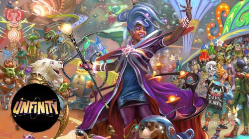 Magic: The Gathering gets wild: Unfinity, Fortnite, Street Fighter, LoTR, Warhammer
