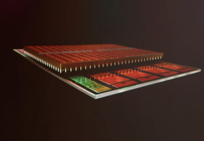 AMD zen 3D L3 Cache