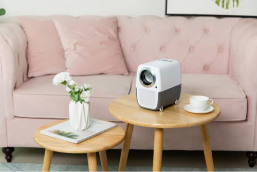 Taijie Webox T1 Projector First Hands On Review