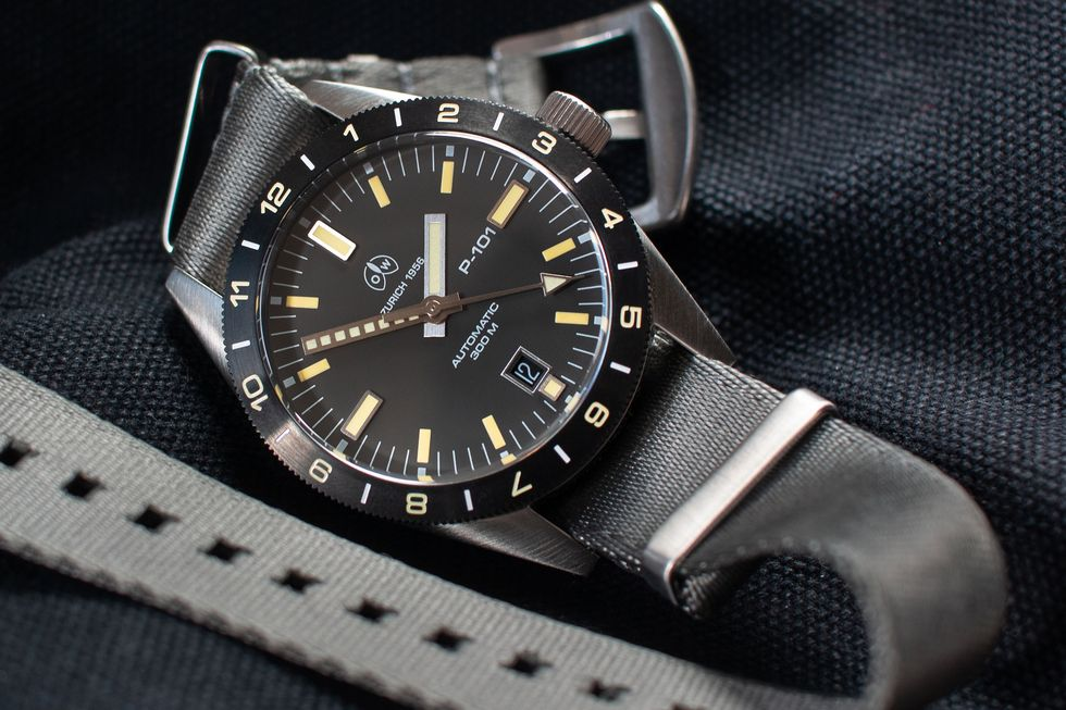 Special Watch Bezel