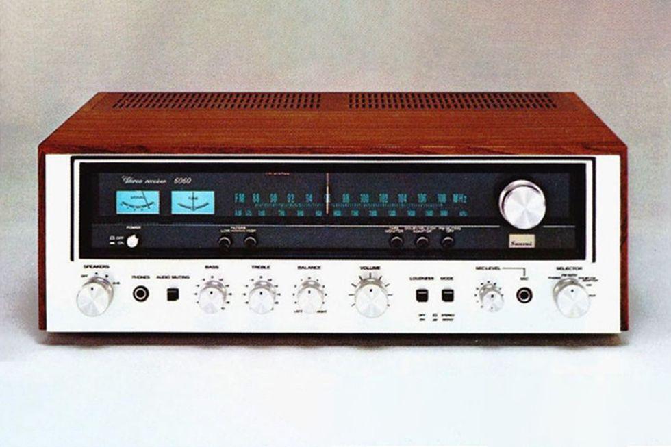 Vintage audio