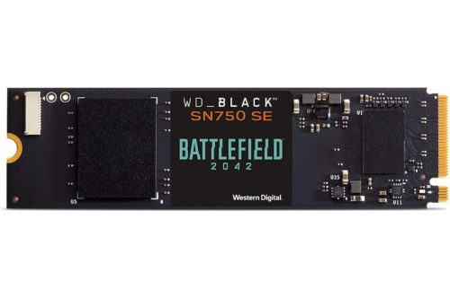 WD's speedy NVMe SSD is cheaper than ever and comes with Battlefield 2042