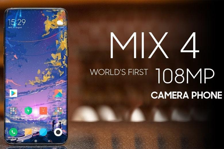 Xiaomi MI Mix 4 smartphone
