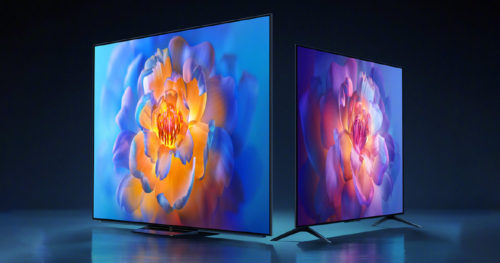 Xiaomi launches the Mi TV Master 77 OLED with an 8.2mm build; thinner than mobile phones!