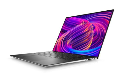 The new Dell XPS 15 9510 OLED has problems with the GPU Performance