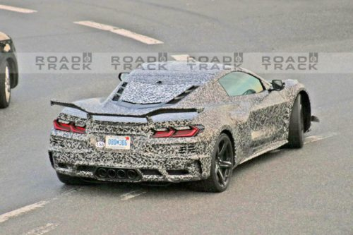 Our Best Look Yet at the 2023 Chevrolet Corvette Z06