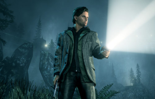 Alan Wake Remastered brings the 2010 classic to PlayStation for the first time