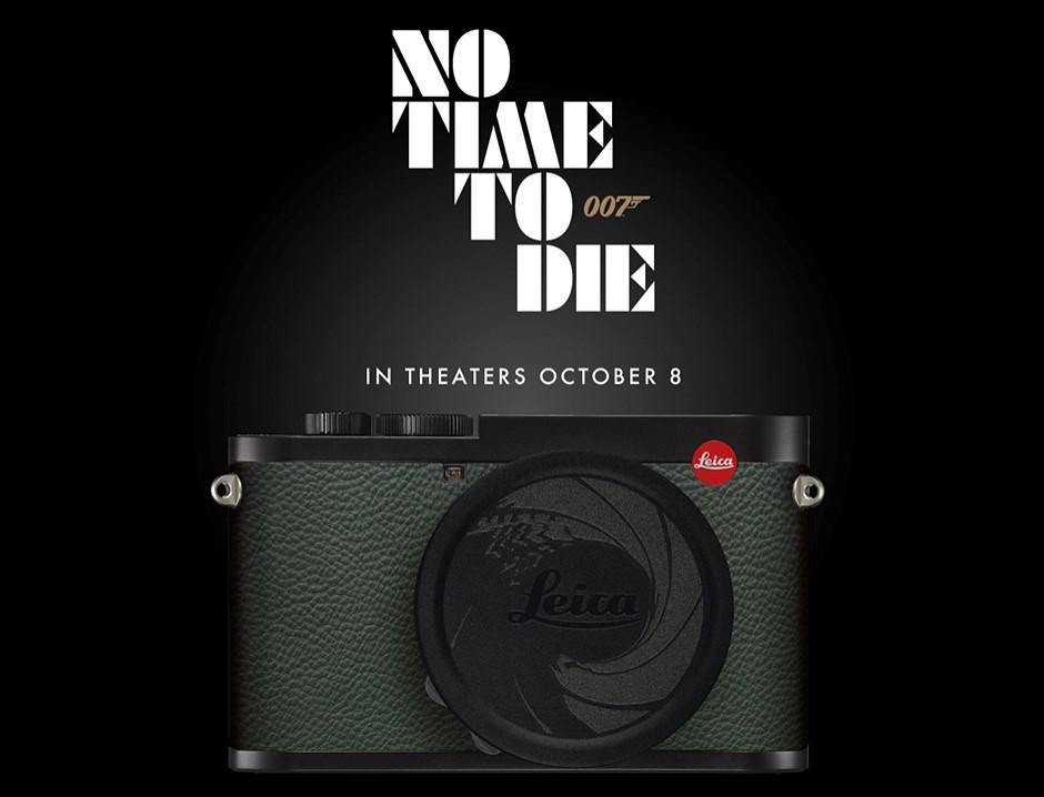 Leica Q2 '007 Edition' camera