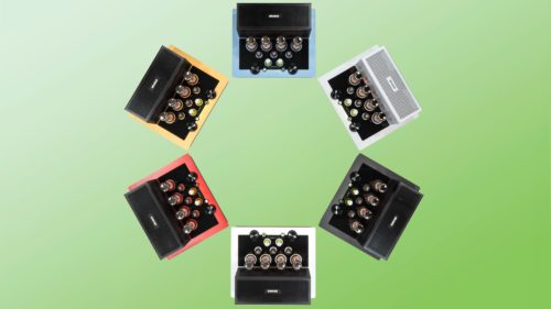 Audio Research reveals all-new I/50 integrated valve amplifier