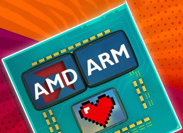 AMD ARM-based chips