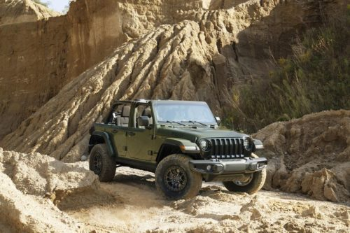 2022 Jeep Wrangler Willys Gets Xtreme Recon Package with 35-Inch Tires, Factory Lift