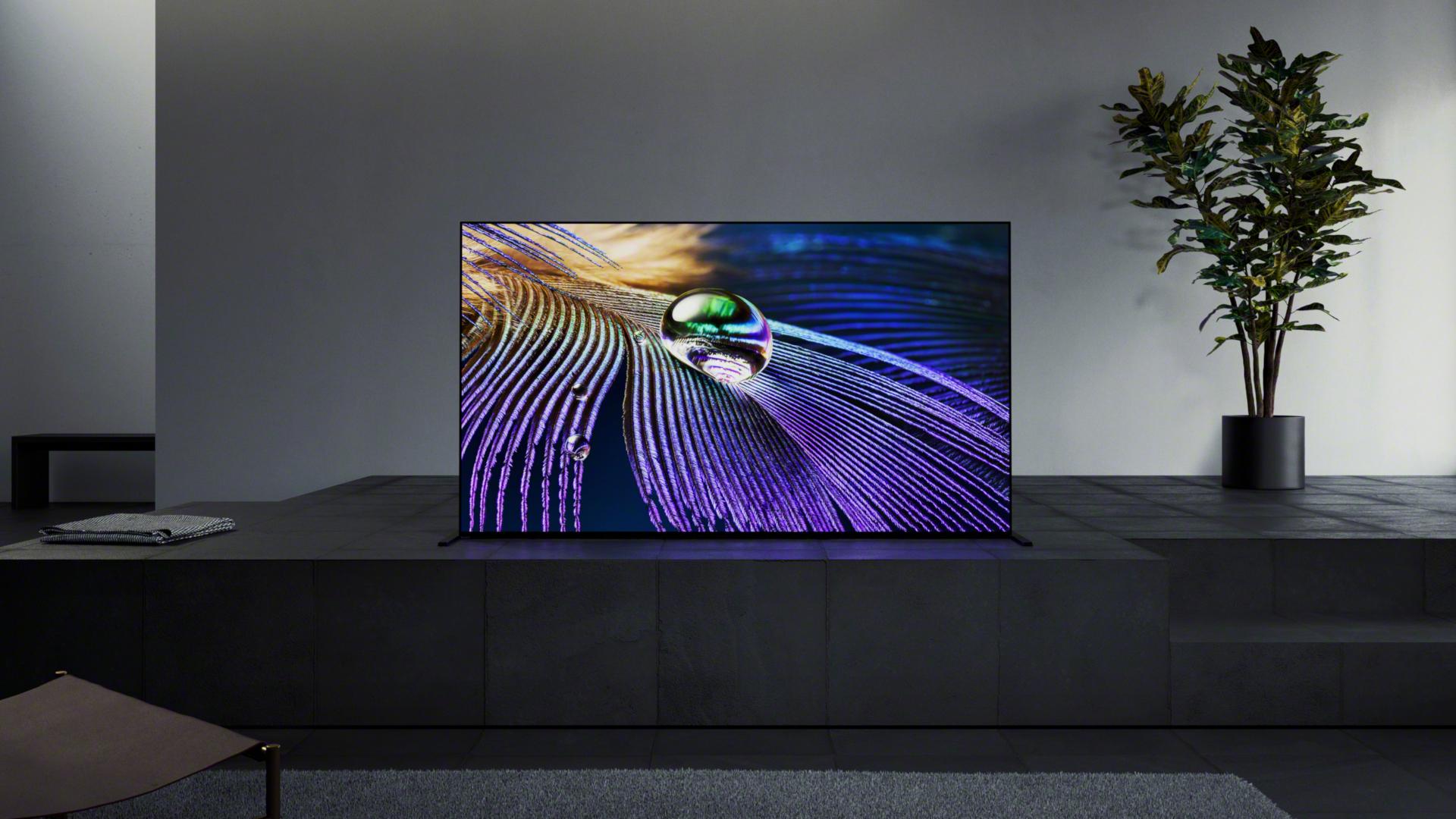 Sony A90J (BRAVIA XR-65A90J) OLED TV