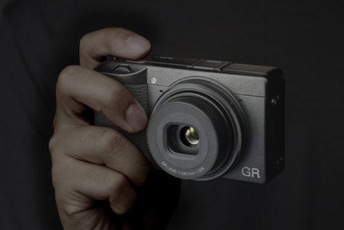 Ricoh's new GR IIIx camera features a new 40mm equiv. lens, improved image processor and more