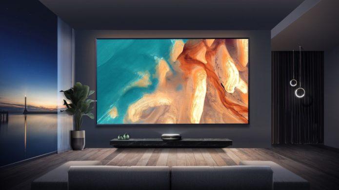 Hisense L9G laser TV