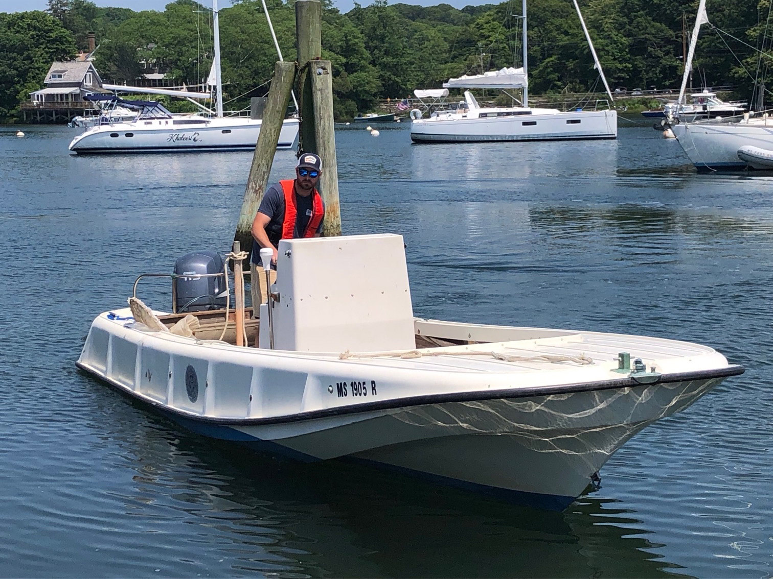 Boston Whaler Celebrates the 50th Anniversary of the Outrage Model