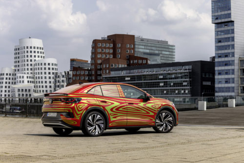 Skoda Enyaq Coupe iV and VW ID.5 remind us that the electric sportbacks are coming