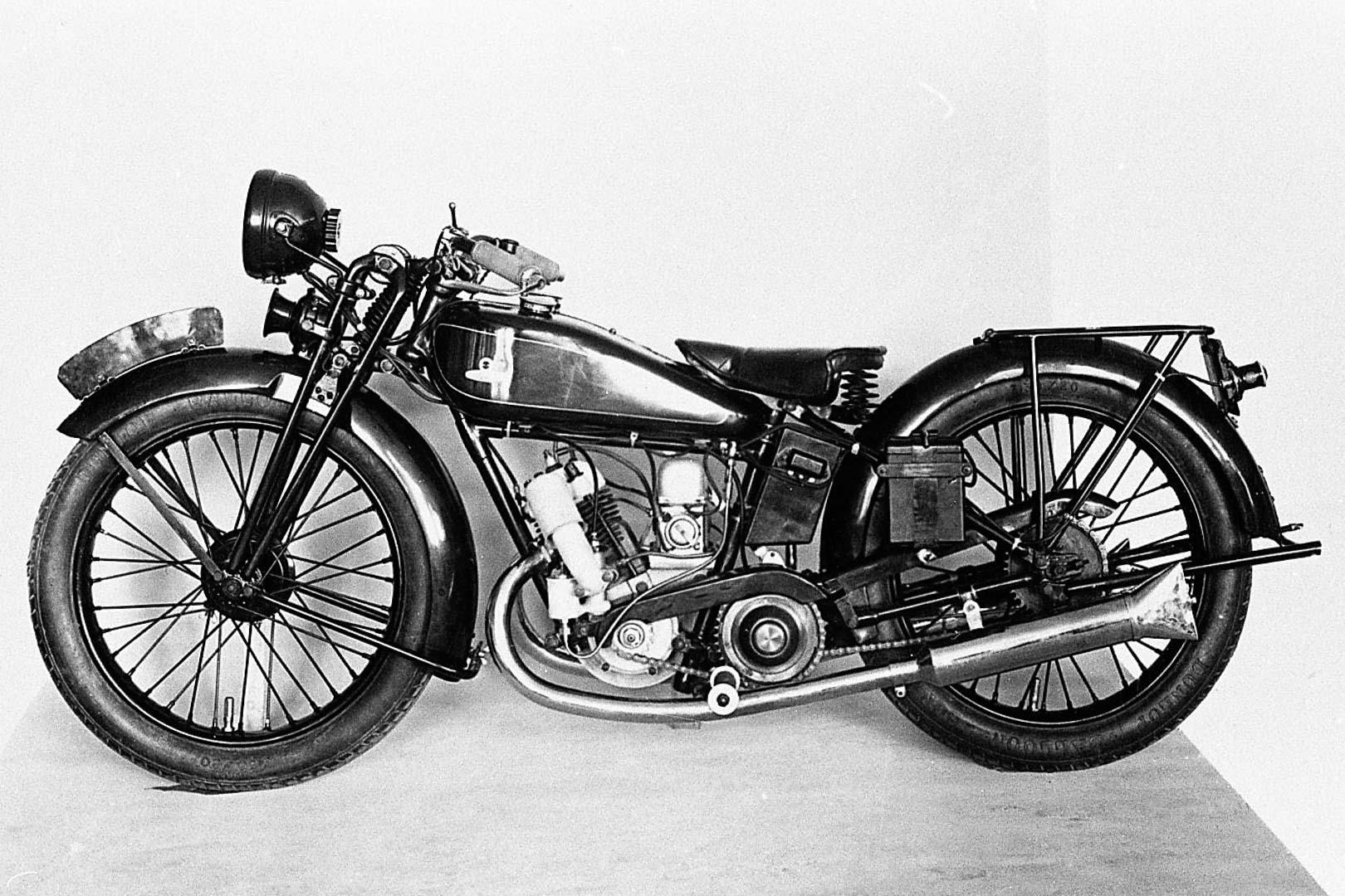 Mazda Motorcycle