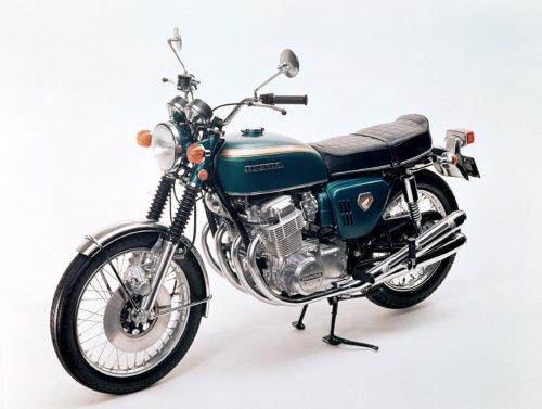 Honda's History-Making Inline-Four Motorcycles: A Retrospective