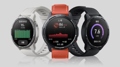 Xiaomi Mi Watch Color 2 lands in China with 12 day battery life