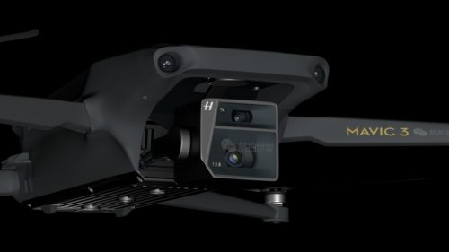 DJI Mavic 3 renders leak showing Hasselblad branding as prospective release date emerges