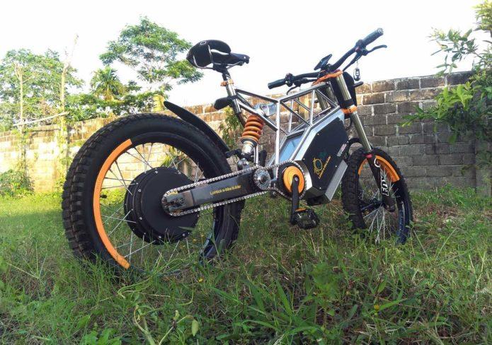Custom E bikes