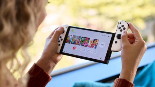 The Nintendo Switch doesn't need 4K support