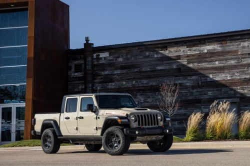 Our 2020 Jeep Gladiator Mojave's Novelty Is Wearing Thin