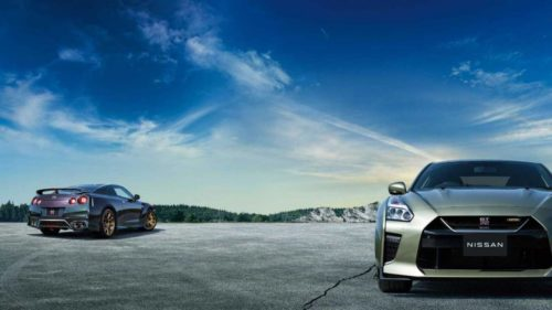 2021 Nissan GT-R T-Spec coming to the US in two exclusive paint colors