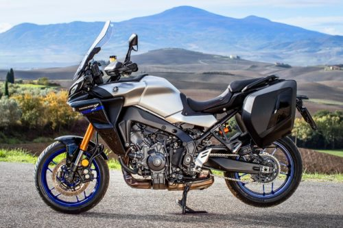 2021 Yamaha Tracer 9 GT Review – First Ride